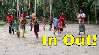 In Out - Nostalgic Village Sports - Funny Village Games