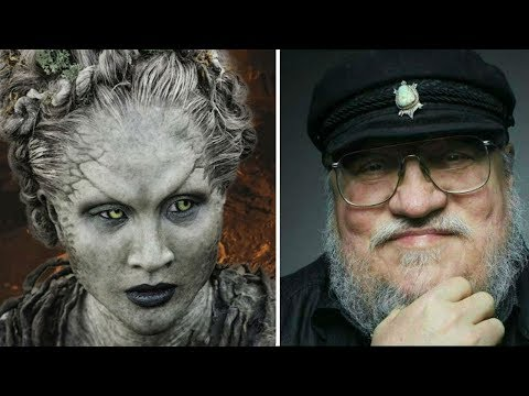 George RR Martin on the Age of Heroes