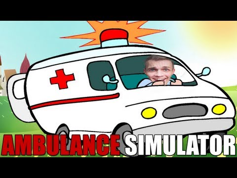 MILAN SPEELT: Ambulance Simulator