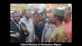 NGGTour: ANAMBRA STATE- Awka - Awgbu Road / Federal Polytechnic Oko / Erosion Projects