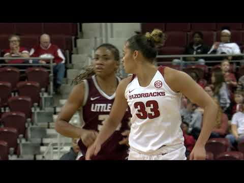 Arkansas vs. Little Rock 2019 (Exhibition) from YouTube · Duration:  7 minutes 26 seconds
