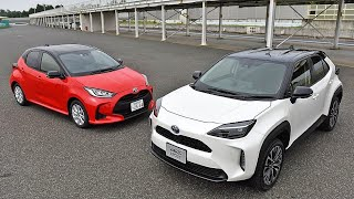 New 2021 Toyota Yaris Cross Hybrid Compact SUV All Color Options ,Interior,Exterior,4X4 E-Force