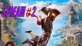 Assassin's Creed Odyssey Stream # 2 - LIVE Gaming pakistan