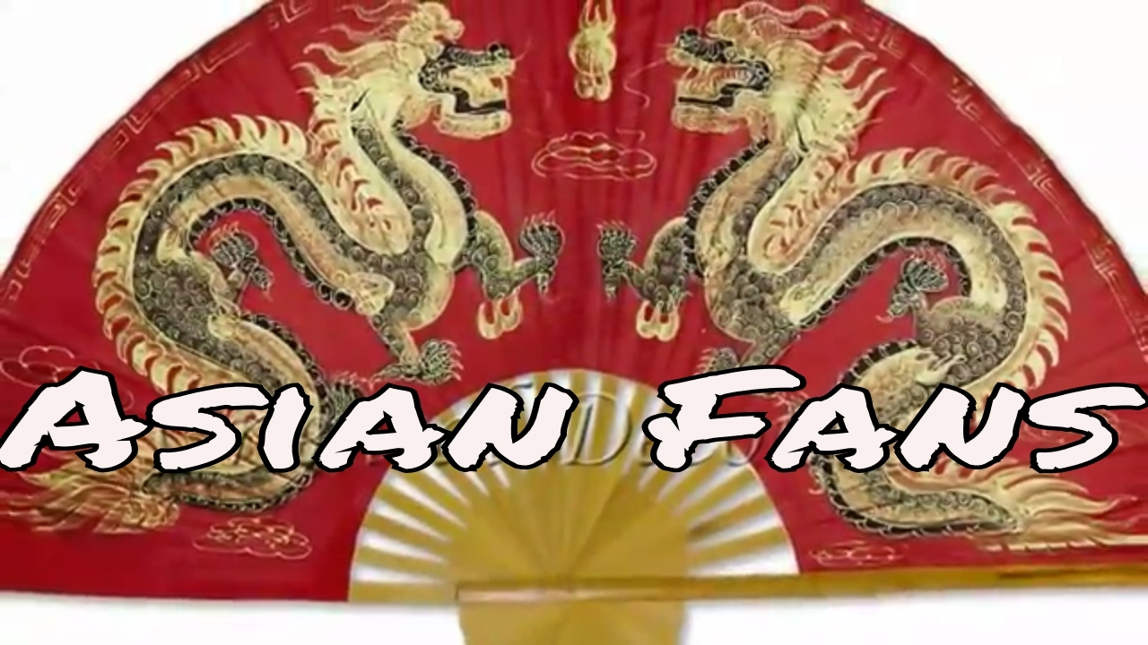 Asian Fans - Chinese Wall Fans, Japanese Wall Fans and ...