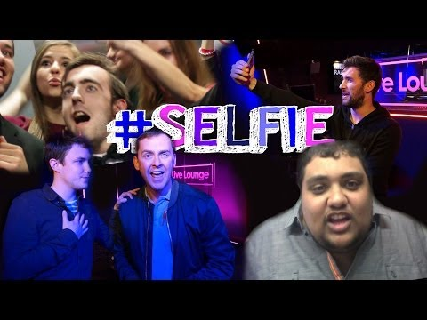 #SELFIE feat. Radio 1 & Student Radio!