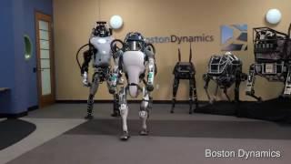 Судьба робота из BostonDynamics (много мата)