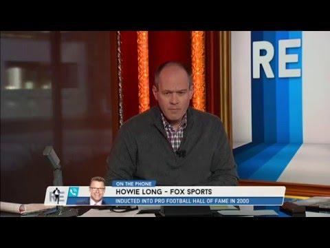 Hall of Famer Howie Long on Denver Broncos Super Bowl MVP Von Miller - 2/8/16