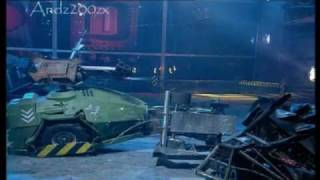 Razer vs. Onslaught - Robot Wars - Series 4 Annihalator Final