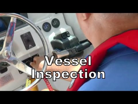 Vessel Inspection