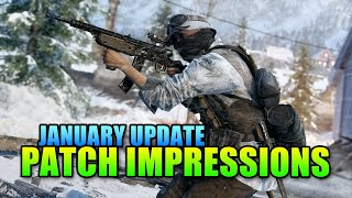 January Patch First Impressions   Battlefield 5