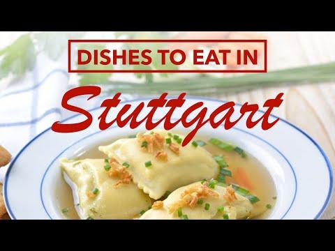 What to eat in Stuttgart - 5 dishes to try in Stuttgart - Stuttgart traditional food