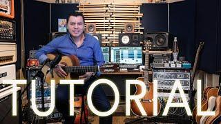 Mi compañera Trio Los Antares - Tutorial