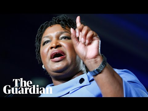 \'Every vote is getting counted\': Stacey Abrams refuses to concede