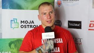 Rozmowa z Tomaszem Kiernozkiem (Champion Ostrołęka) po walce w KKM