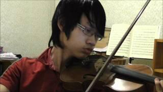 Pirates of Caribbean - He's a Pirate Violin