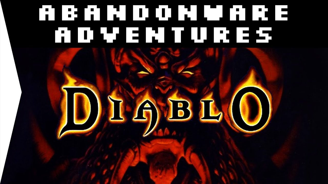 Diablo 1 ► Classic Blizzard Action RPG on Windows 10! - [Abandonware  Adventures]