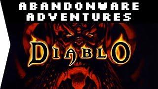 Diablo 1 ► Classic Blizzard Action RPG on Windows 10! - [Abandonware Adventures]