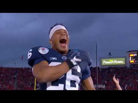 ESPN - Hard work paying off for Saquon Barkley