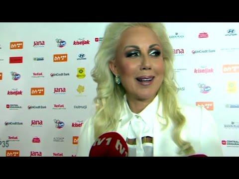 Lepa Brena - Intervju - VIP 35 - (TV1, 29.04.2017.)