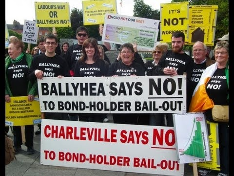 Ballyhea Says No 132 weeks marching strong