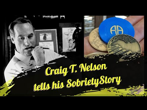 Alcoholism Recovery Stories | Craig T Nelson | Getting Sober
