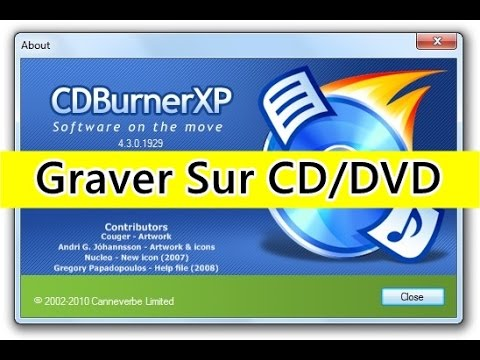 How to Burn Files & Music on CD / DVD