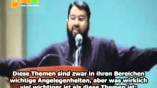 Gleichberechtigung und die Frau im Islam / Equality and Women in Islam (subtitled in German)