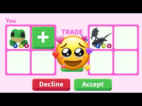What People Trade For Neon Frog? || ROBLOX ADOPT ME