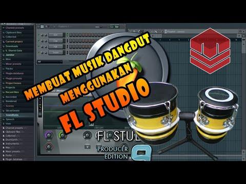 Membuat Musik Dangdut Menggunakan FL STUDIO