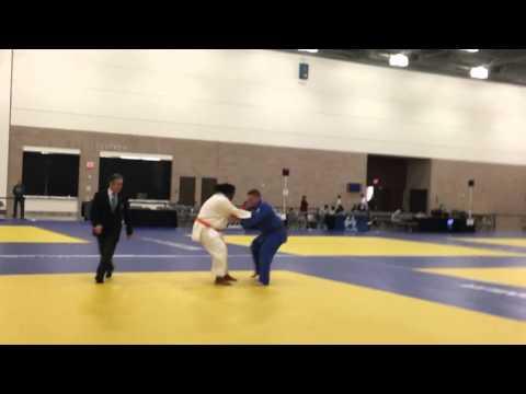 USA JUDO Senior Nationals (Paralympic Qualifier) [Match #2]