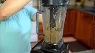 How To Make Almond Butter In The Vitamix