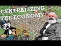 Centralizing the Economy - Rise of Industry