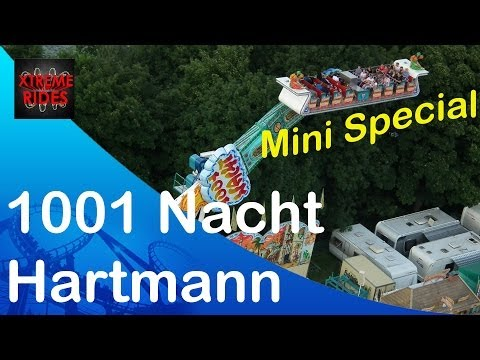 Mini Special: Flying Carpet 1001 Nacht Hartmann, Germany