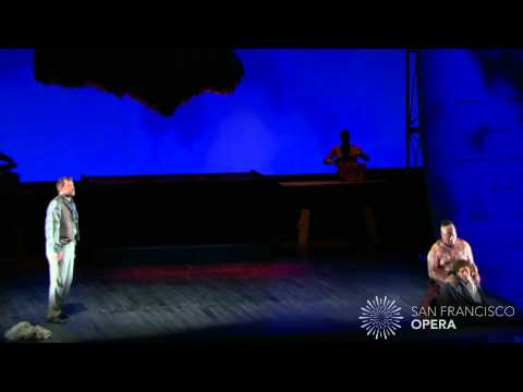 Moby-Dick 3 Minute Preview - San Francisco Opera