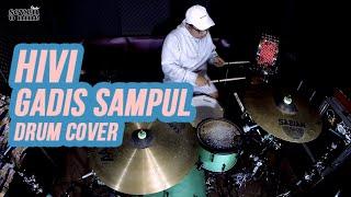 Video HIVI - Gadis Sampul - Drum Cover by Superkevas download MP3, 3GP, MP4, WEBM, AVI, FLV Agustus 2018