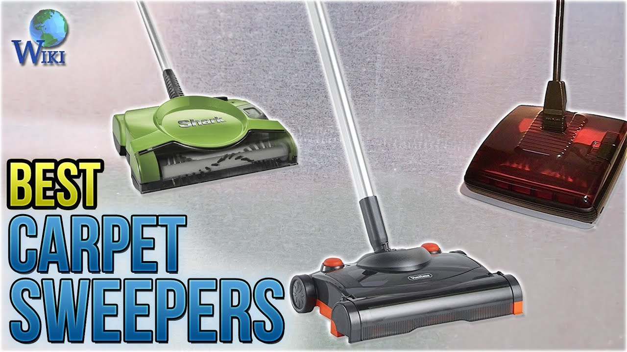 10 Best Carpet Sweepers 2018 You