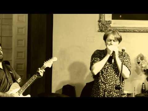 """Gonzalo Araya & Tomás Gumucio - """"Hoochie Coochie Man"""" - Club De Jazz De Santiago"""