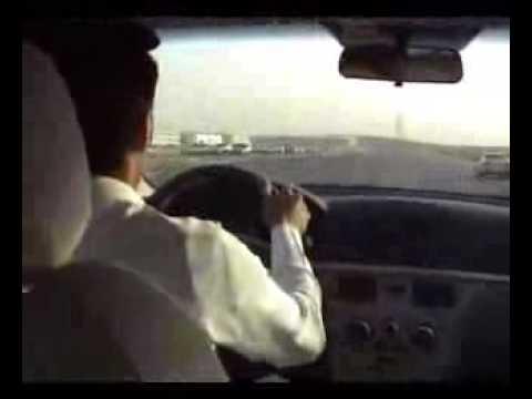 Inside clip Arab drift style