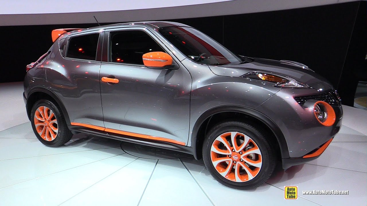 2015 Nissan Juke SV   Exterior And Interior Walkaround   2014 LA Auto Show    YouTube
