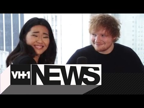 Ed Sheeran Answers Twitter Fan Questions About Tattoos, Emojis, & Self Love + VH1