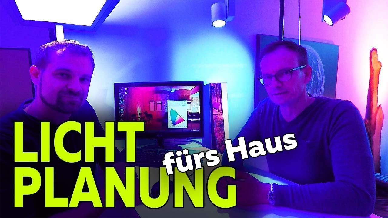 Hausbau Lichtplanung smartest home lichtplanung beim hausbau wohnung lichtszenen