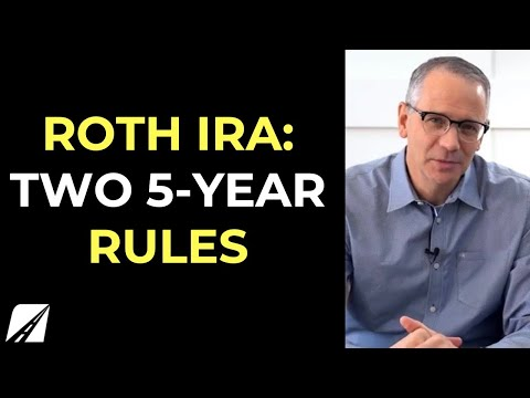 roth-ira:-two-5-year-rules