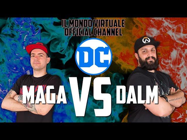 MAGA vs DALM: DC COMICS - FILM & COMICS