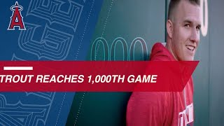 1,000 Games of Trout