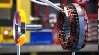 видео Роторно-ветровая энергоустановка