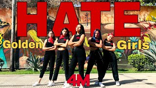 4MINUTE(포미닛) - 싫어(Hate) dance cover by Golden Girls