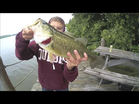 Lake Eugenia Multi Species Fishing