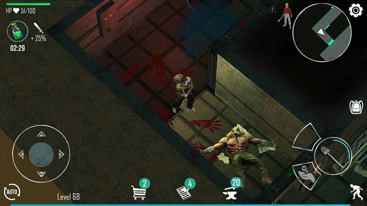 Live or die: survival - radar station center - win game - gameplay