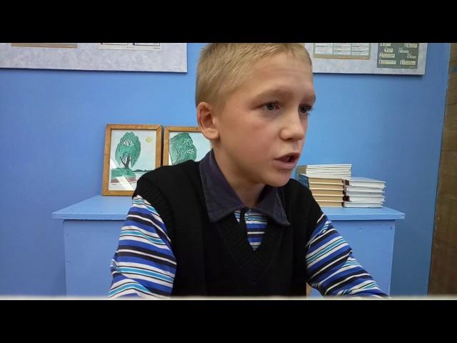 Изображение предпросмотра прочтения – АлексейГорохов читает произведение «Юному поэту» В.Я.Брюсова