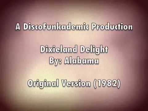 Alabama - Dixieland Delight (Rolltide Edition)